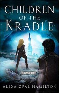 Kradle book cover